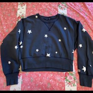 Abercrombie&Fitch Star Crop Top